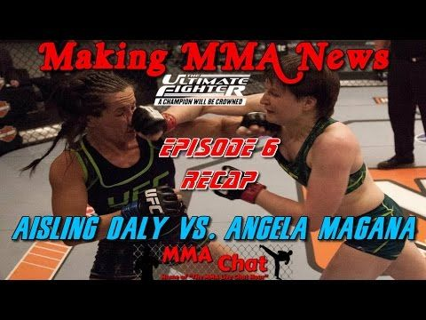 TUF 20, Episode 6 Recap: Daly vs. Magana Ends with