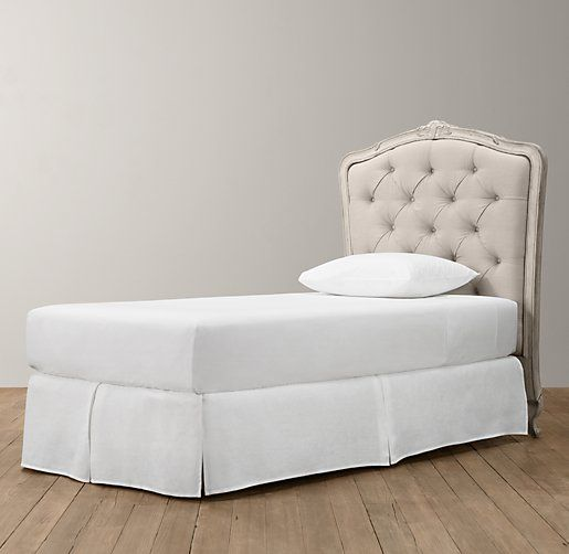 colette tufted headboard