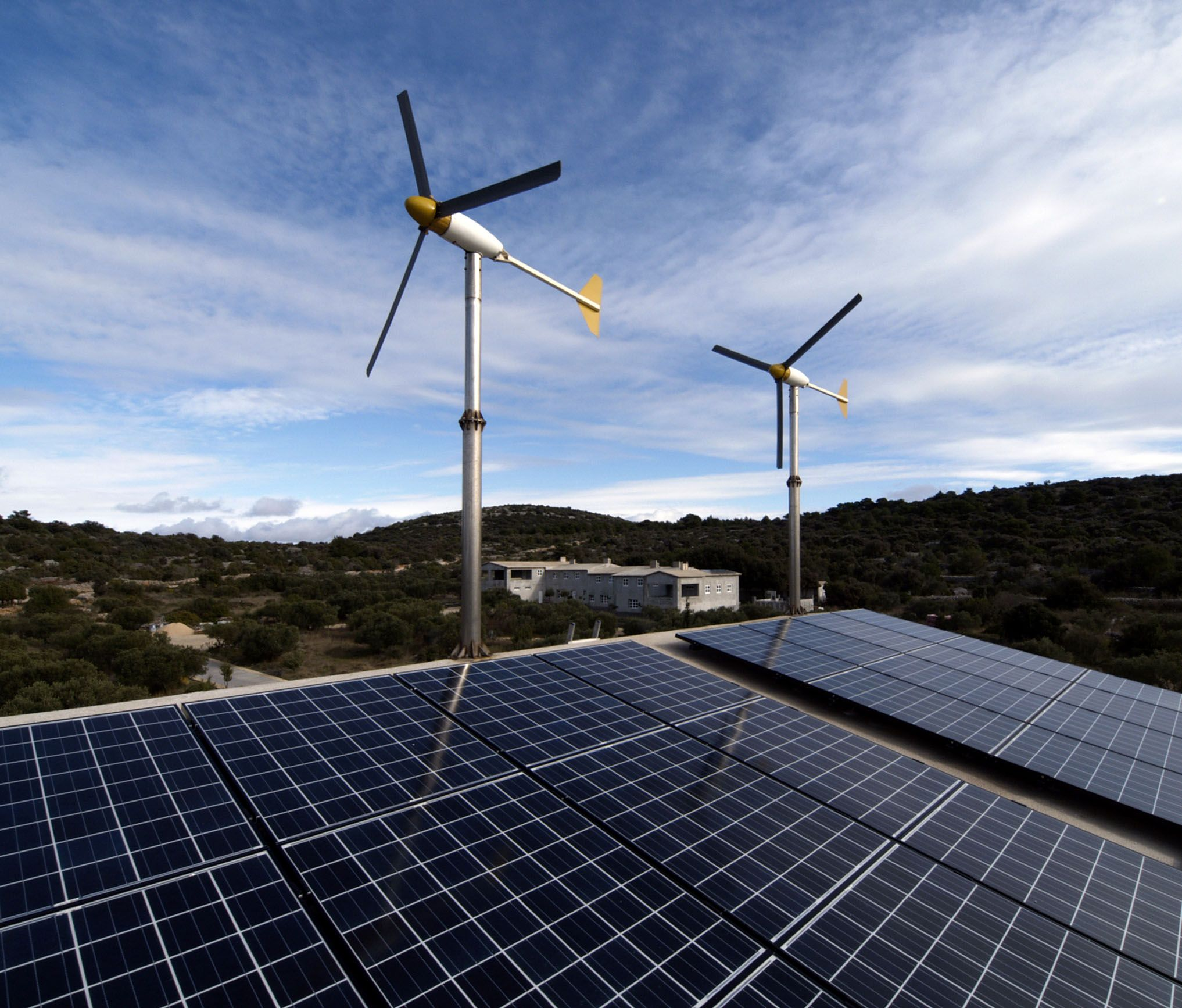 Renewable Energy Reaches the Tipping Point Cheap solar electricity
