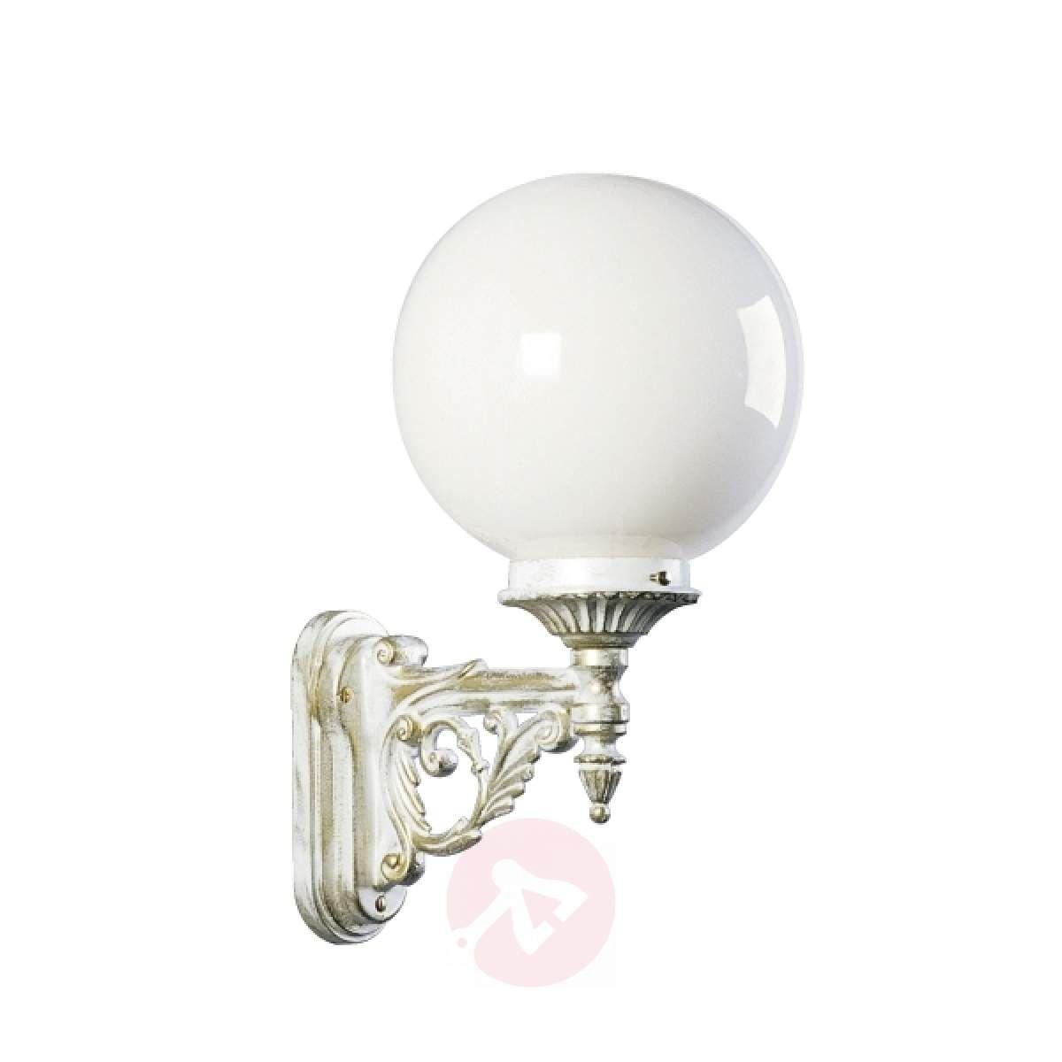 Dekoracyjna Zewnętrzna Lampa ścienna Gol 160 Lampy Wiszące