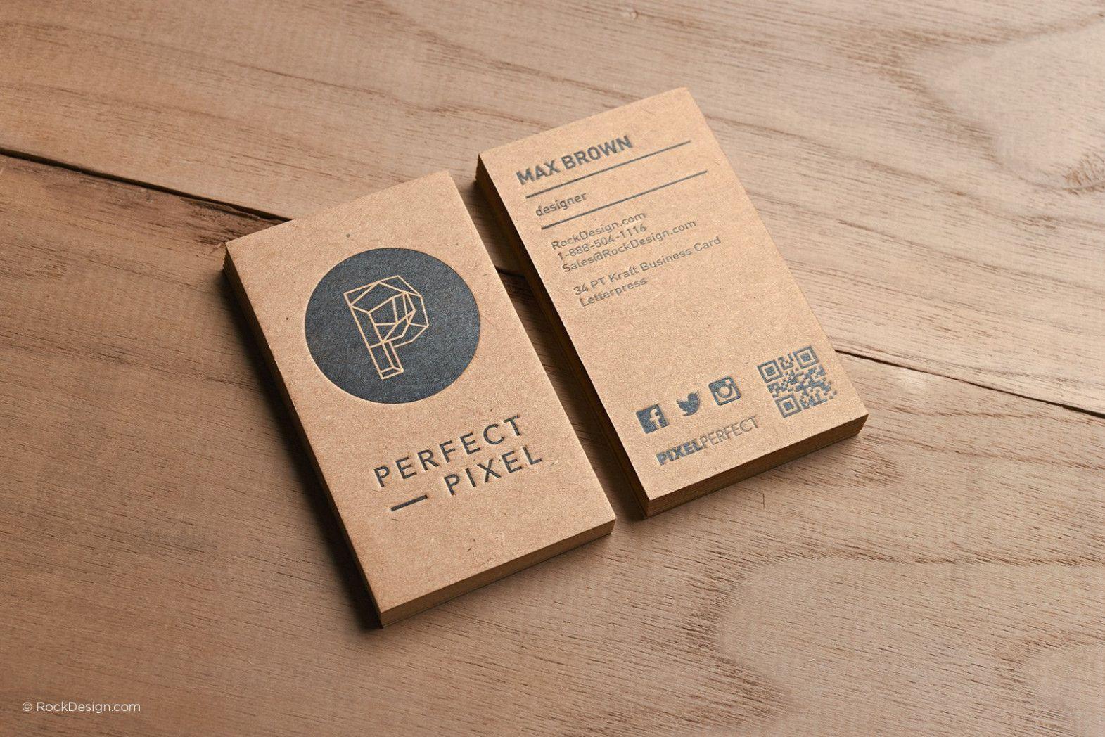 Get Modern Business Card Ideas Doc Kraft Business Cards Cafe Business Cards Premium Business Cards