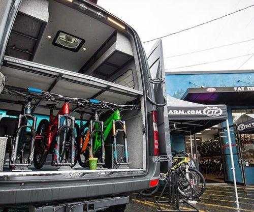 9b04d239aa How it Works - Outside Van. Custom vans from Portland
