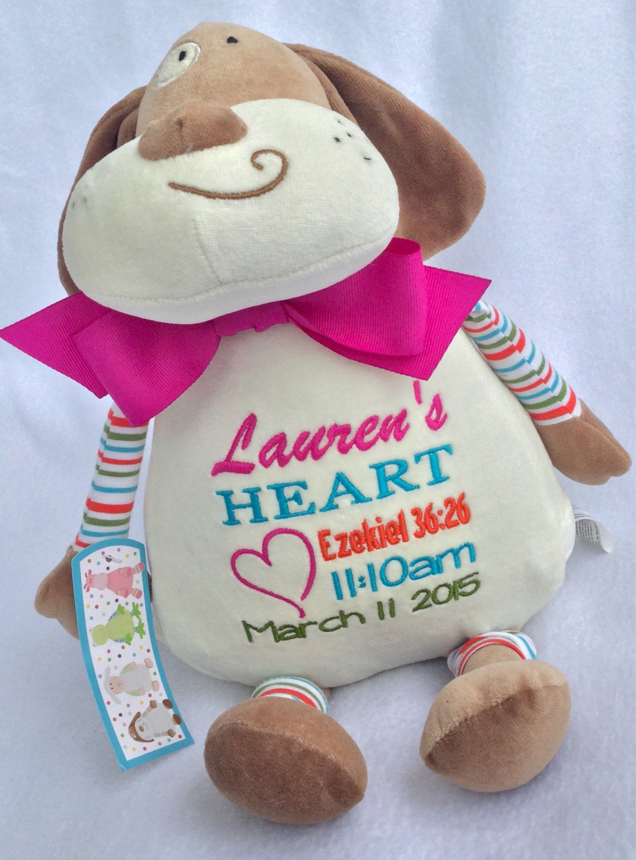 Personalized stuffed animal heart warrior chd heart surgery gift personalized stuffed animal heart warrior chd heart surgery gift baby child negle Image collections