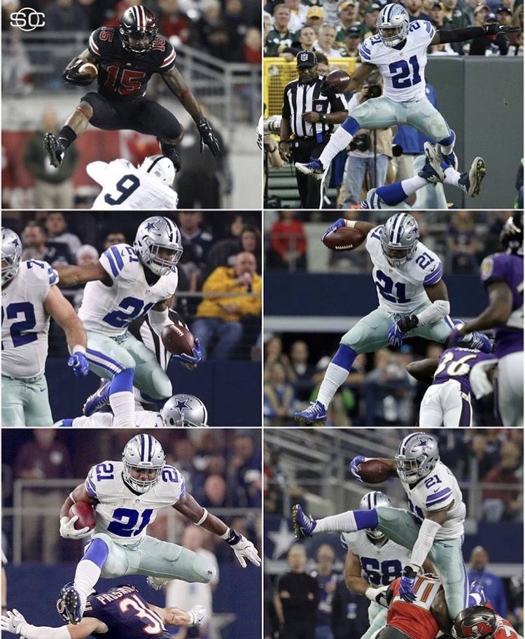 NFL Rumors Cowboys to Offer Ezekiel Elliot The Highest