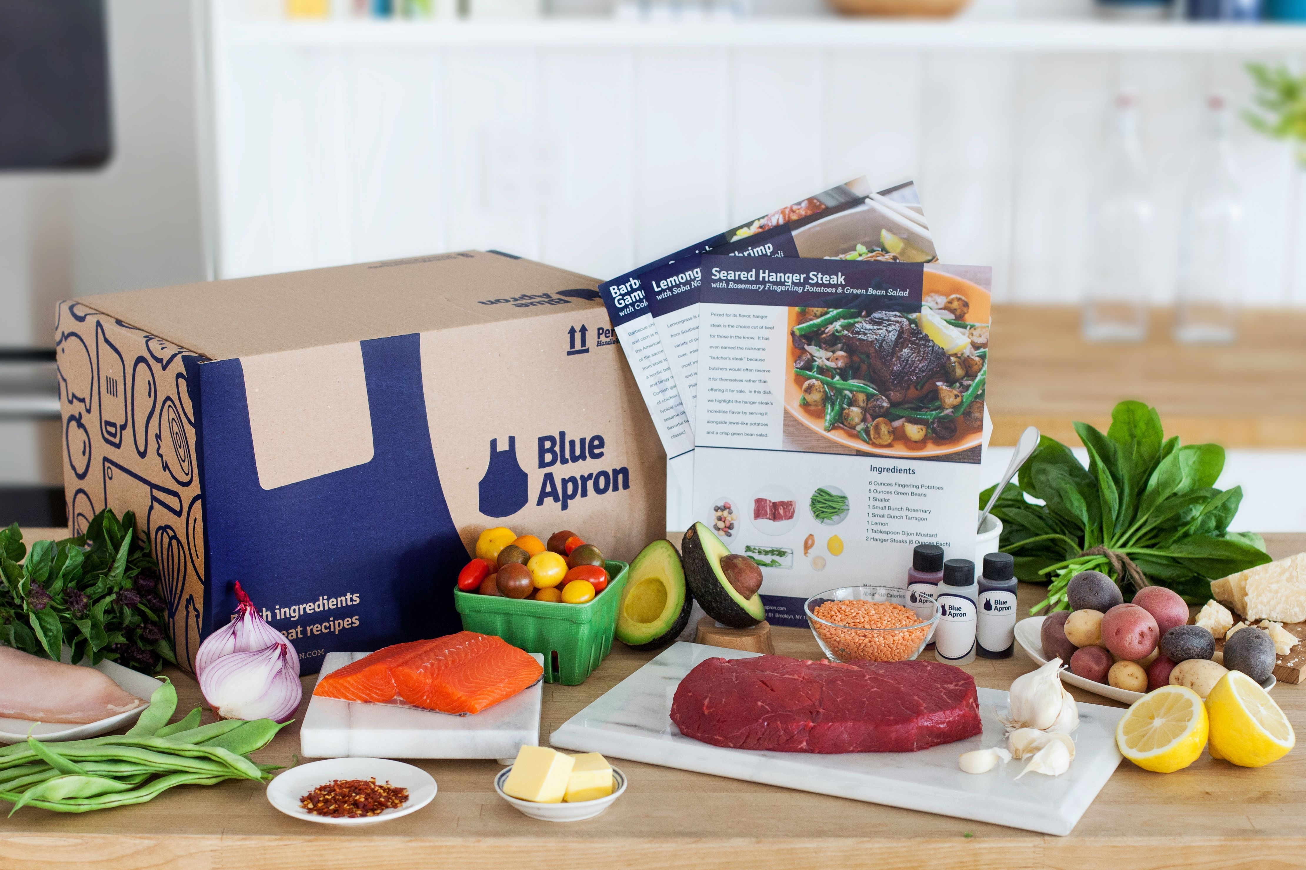 Blue apron offer - My Review Of Blue Apron An Offer For 2 Free Meals