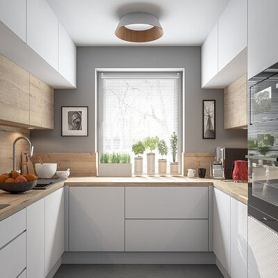 Kitchen (UE4), Tomasz Muszyński