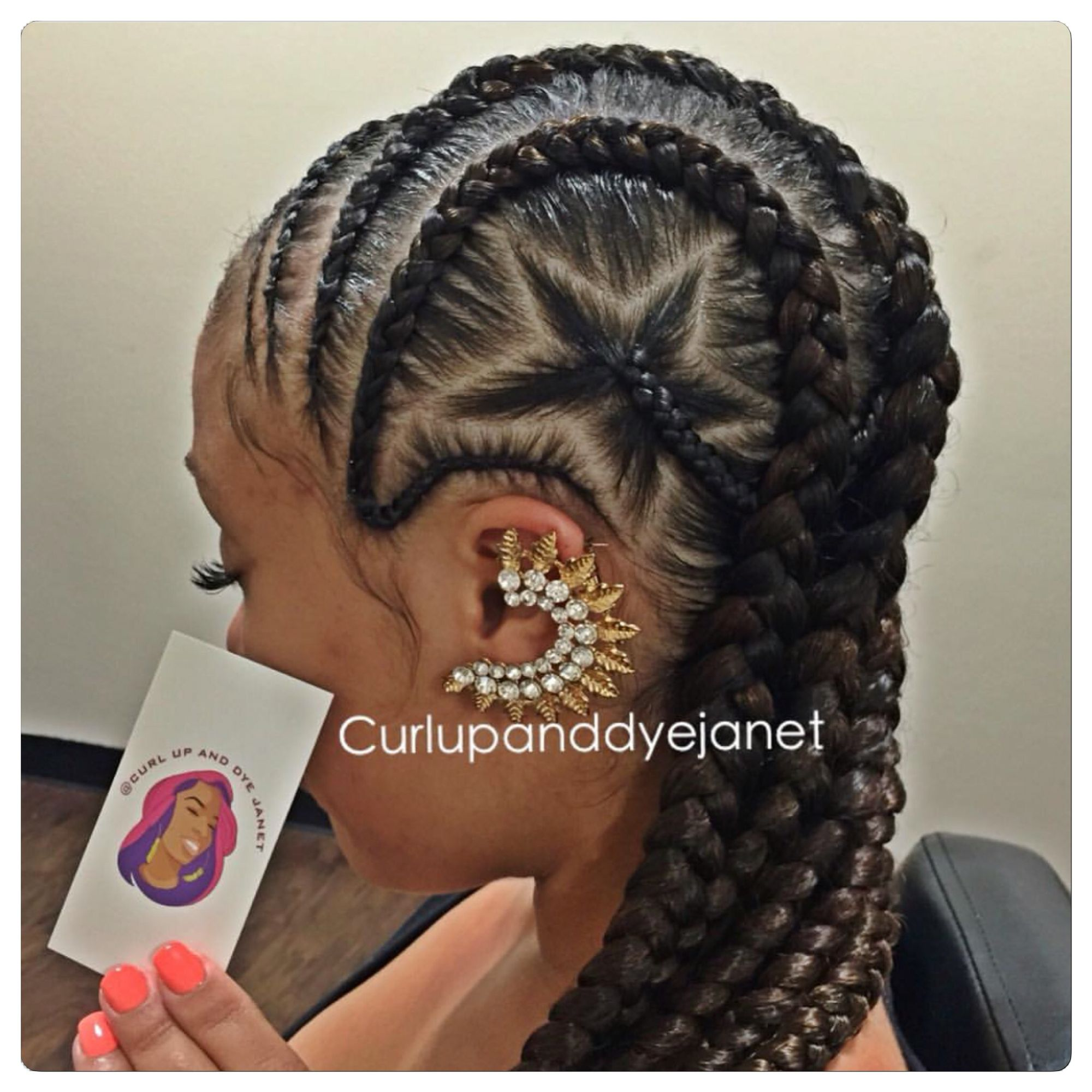 Pin by its already yours on hair pinterest black hair braids and