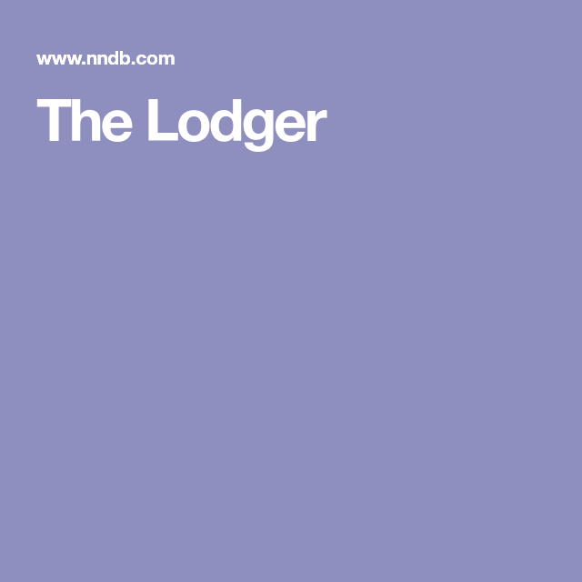 Watch The Lodger Full-Movie Streaming