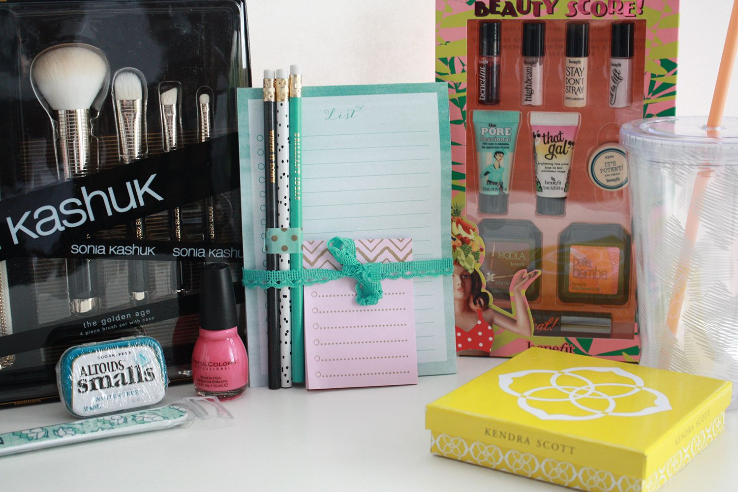 Wanna win these goodies?! Enter up on the blog now!