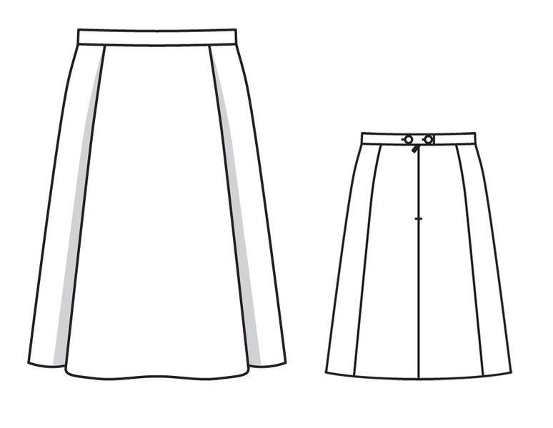 модные юбки и выкройки в картинках сожалению, увидеть
