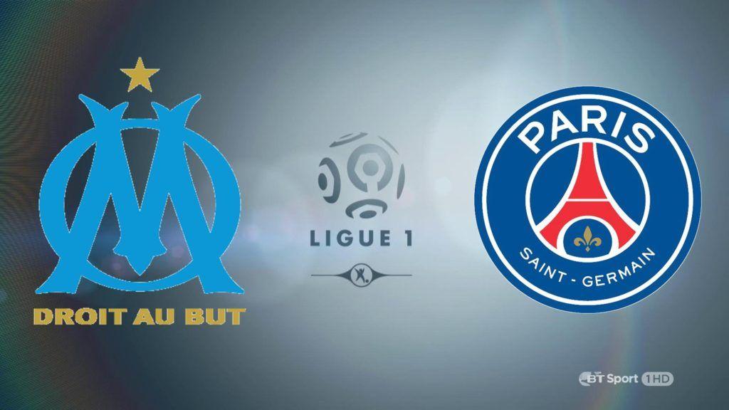 Olympique de Marselha x Paris Saint-Germain AO VIVO em tempo real ... 93693e5d6e1e1