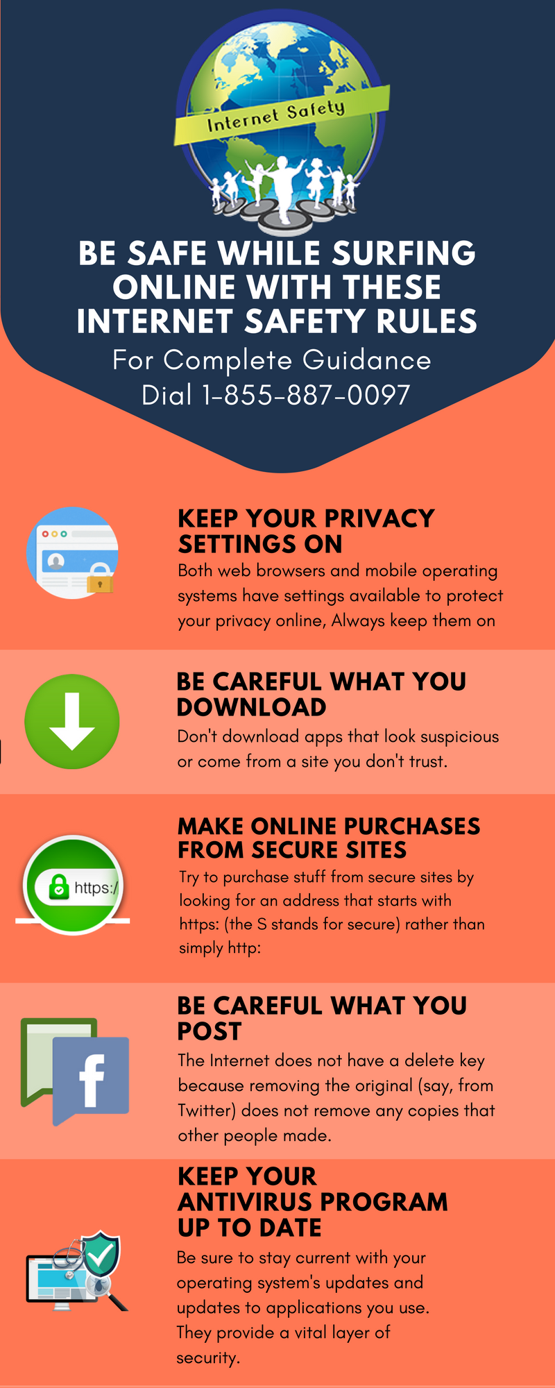Use #Internet wisely to protect yourself and your #data. Must read ...