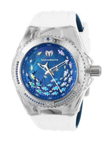 745e77f0f2a4 TechnoMarine Women s 113010 Cruise Dream Watch TechnoMarine Lentes