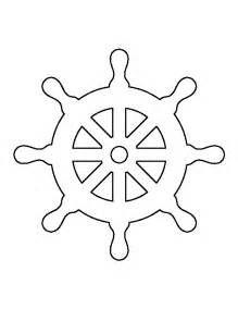 Pirate Ship Wheel Coloring Pages Pirate Ship Wheel Ship Wheel