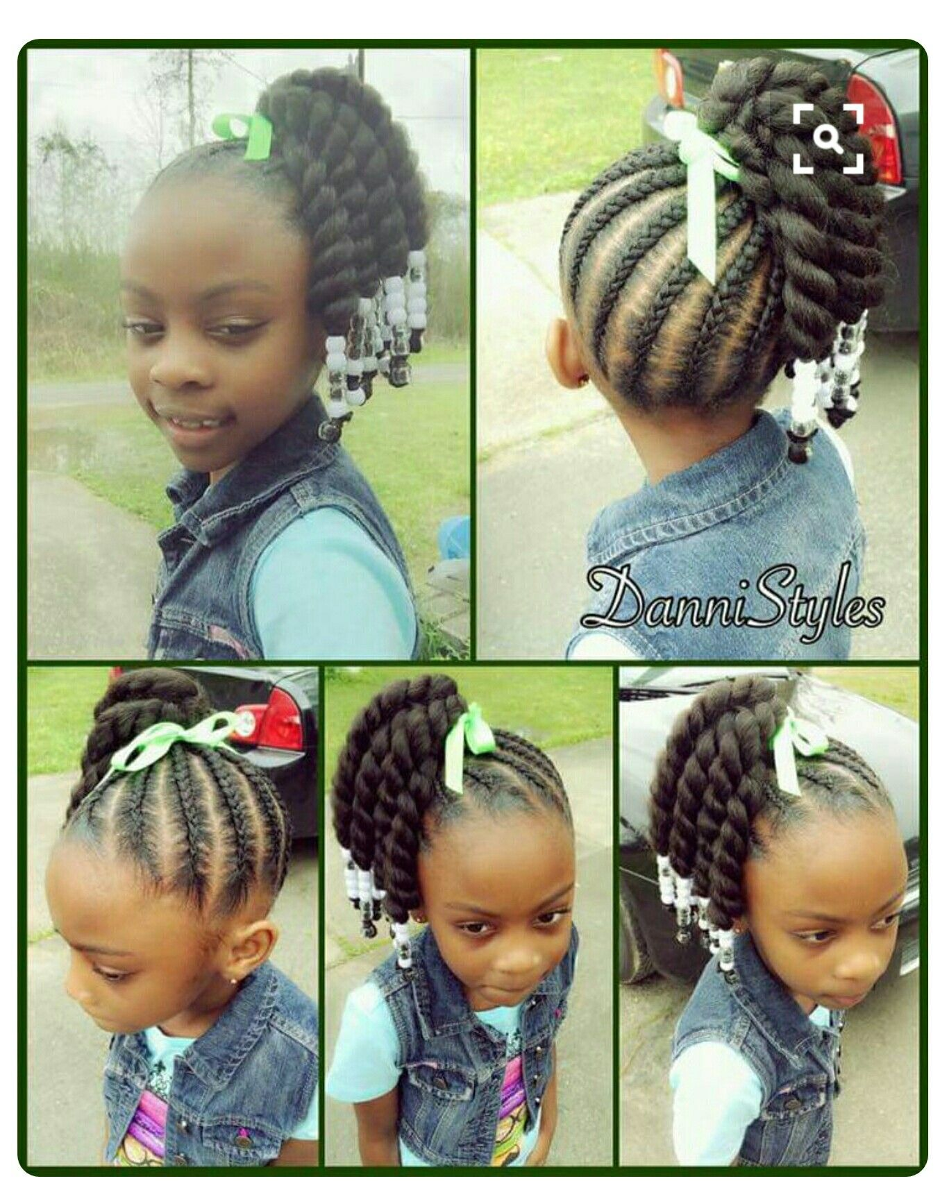 Coiffure Tresse Fillette Pin By Nnenna On Hairstyles Coiffure Coiffure Enfant