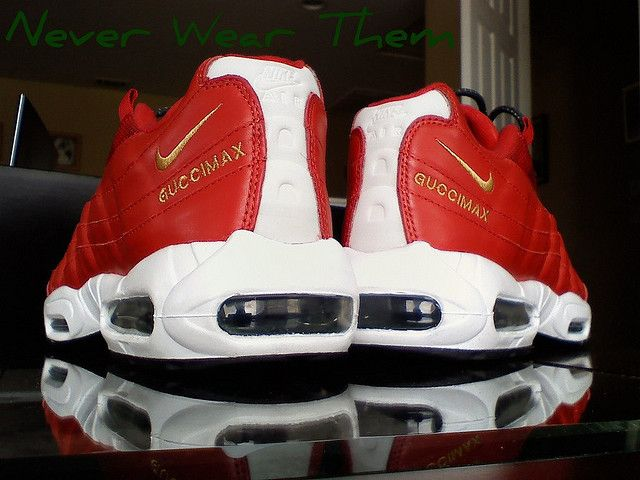 more photos 3f91a 5d0cb Nike Air Max 95 gucci id shoes | shoes shoes shoes