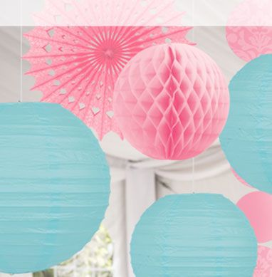 Bridal Shower Supplies - Bridal Shower Themes & Decorations ...
