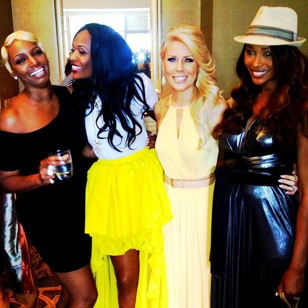 Project Scandalous: (RHOA) Marlo Hampton: Says Rekindled Friendship Wi...
