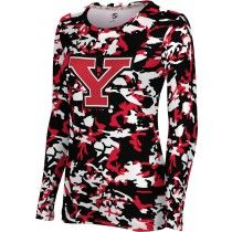 ProSphere Women's Youngstown State University Camo Long Sleeve Tech Tee