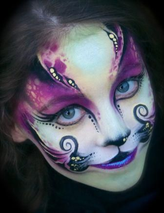 Pin By Caitlyn Lamotta On Theater Makeup Pinterest Face Painting