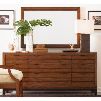 Tommy Bahama Ocean Club Oceania 9 Drawer Dresser Lex450 2 Durable In 2019 Dresser 9 Drawer
