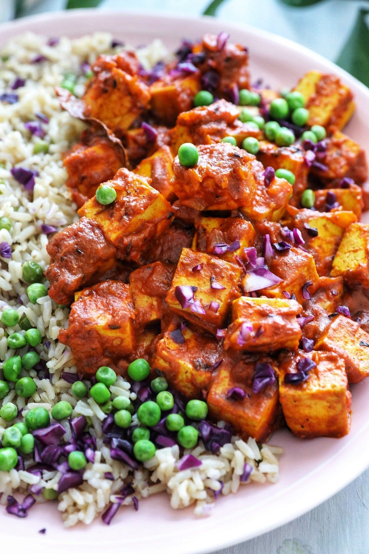 Tikka Masala Tofu Simply Beautiful Eating Simply Beautiful