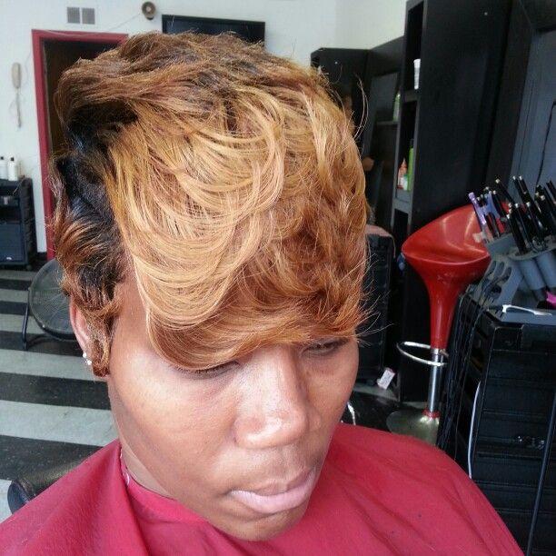 Red Carpet Hair Salon short cuts