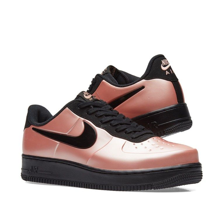 promo code 45d6f 85d8e Nike Air Force 1 Foamposite Pro Cupsole Coral Stardust ...