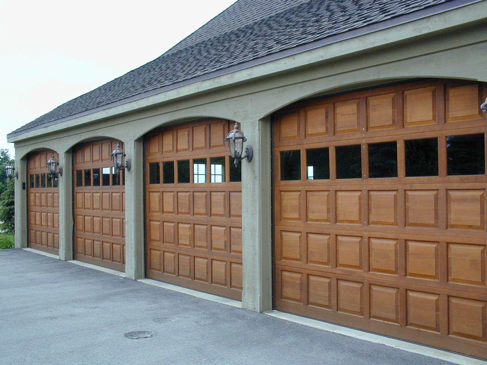 Carstensen Homes Custom Home Builders Window Design Garage Doors