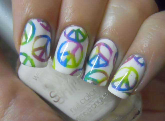 Check Out Margarets Tie Dye Stamping Techniques Find Her