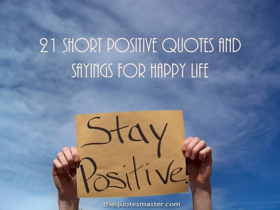 Pinterest Short Quotes: Compilation Of Best Positive Quotes And Sayings To Have