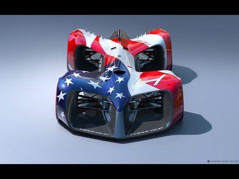 El primer auto de carreras de manejo autónomo - MasQmotor
