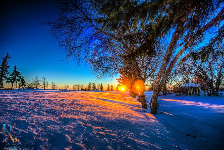 ~ New Year 2013 Sunrise ~ by Randy Pond, via 500px