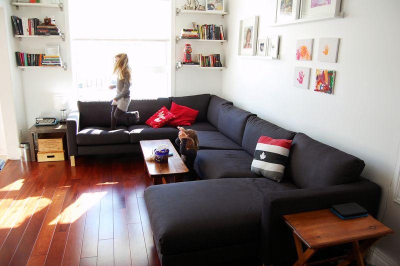 Bringing Home The Karlstad Ikea Karlstad Sofa Home Decor Ikea Sofa