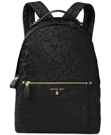 3d6b67c0ef41 Kelsey Large Backpack in 2019 | Bag It Up | Michael kors backpack ...