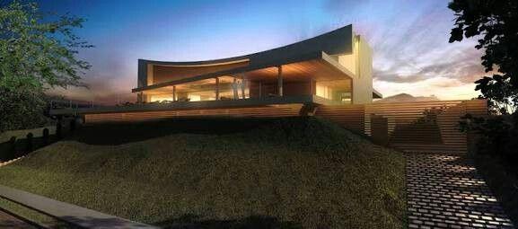 House Carqueija By Bento+Azevedo ArchitectsBento+Azevedo Architects  Designed The House Carqueija In Camaçari, Brazil Has About 260,00 Sqm In A  1.40u2026