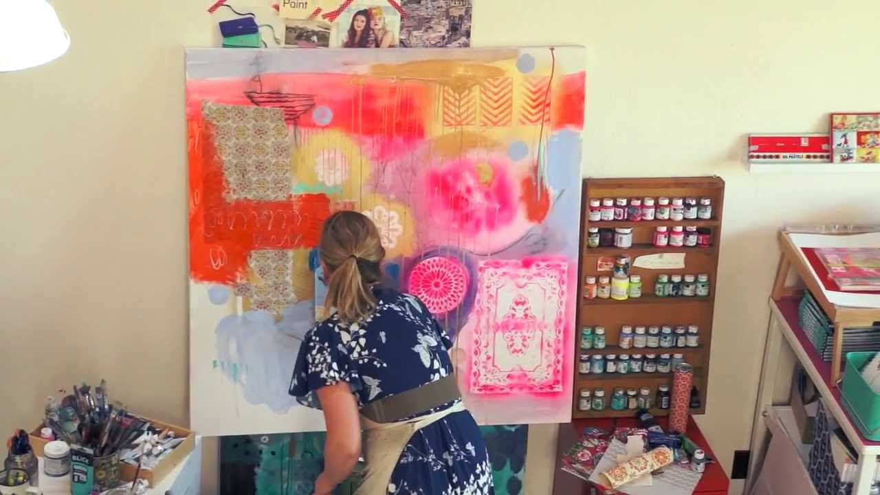 Daring Adventures in Paint & Life