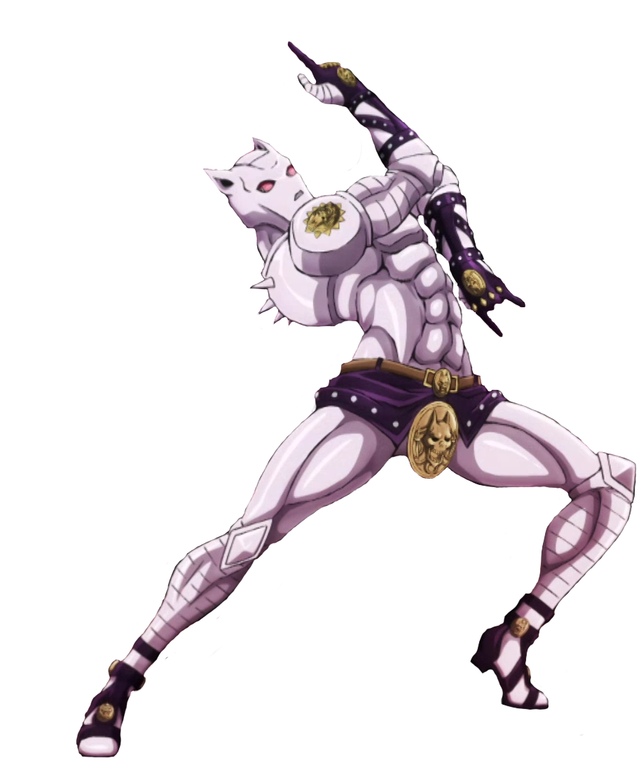 Pin Em Killer Queen