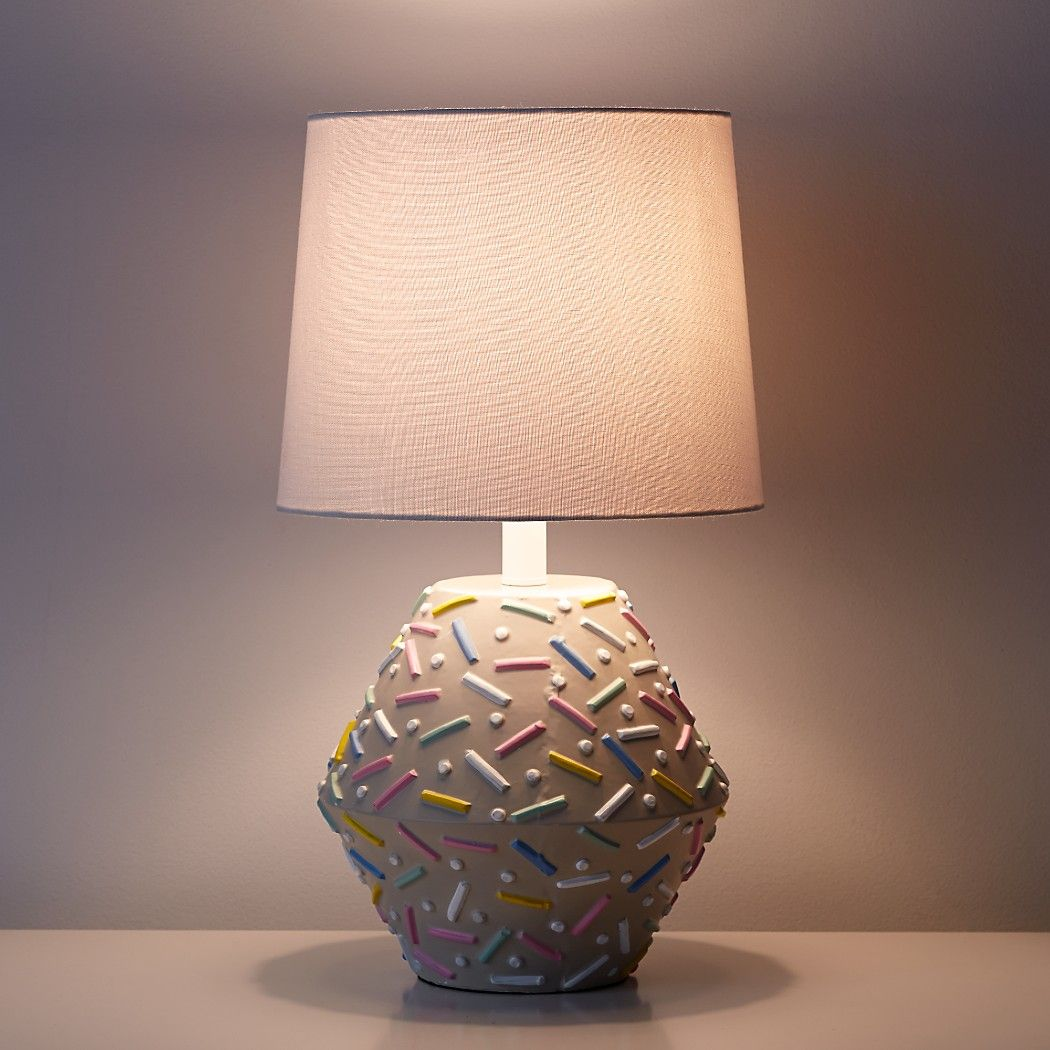 Sprinkled Table Lamp Base Table Lamp Base Lamp Lamp Bases