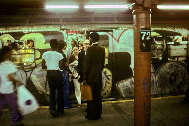 Fotografias da Nova York underground de 1977 a 1984   IdeaFixa