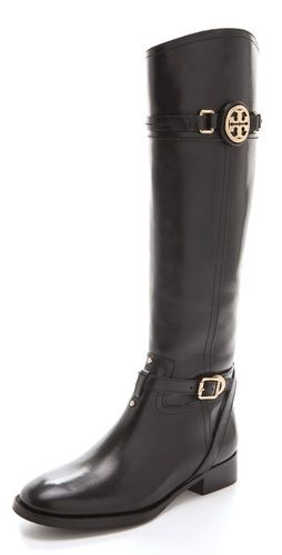 Tory Burch    Calista Riding Boots  Style #:TORYB40945  $495.00