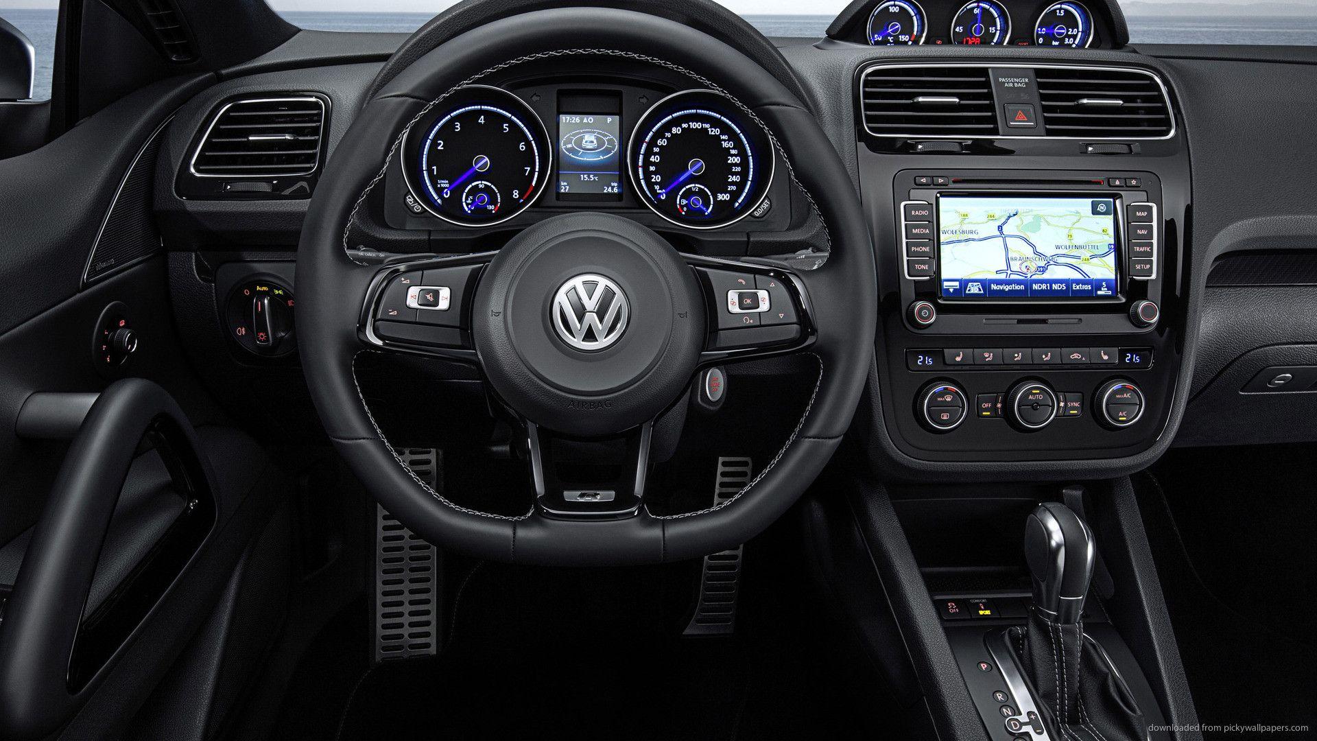 1920x1080 Volkswagen Scirocco Interior Picture Vw Scirocco Volkswagen Scirocco Volkswagen