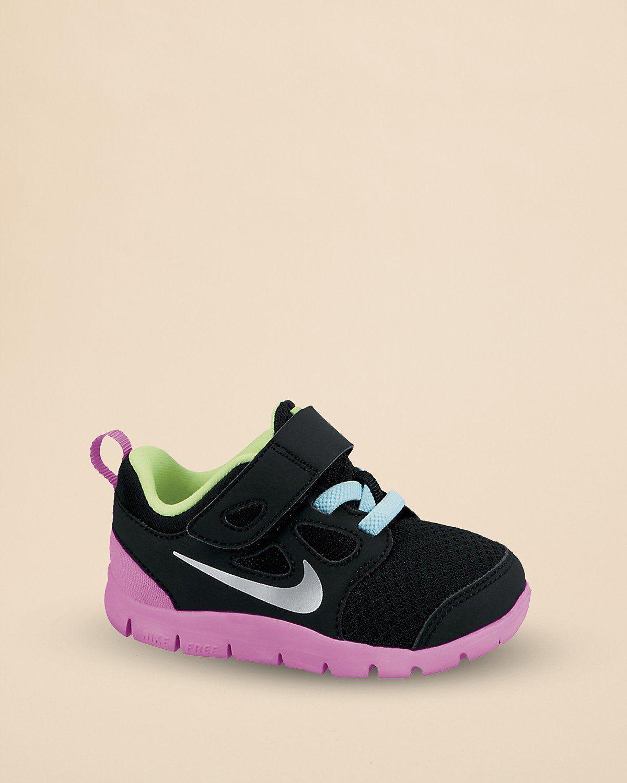 Nike Girls  Free 5.0 Running Shoes - Walker babd05e724