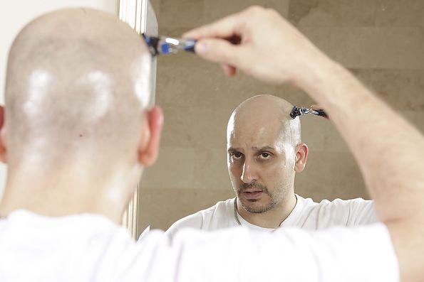 Shave your head like a pro via http://przman.com/grooming/shave-your-head-like-a-pro/