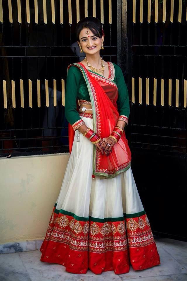Pin By Shruti Ashar On Asopalav Happy Brides Indian Bridal Wear Indian Wedding Outfits Dresses
