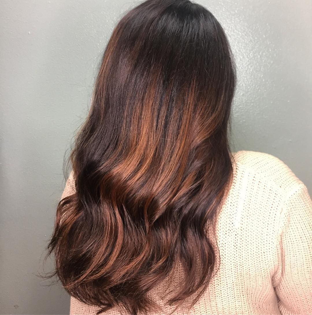 cool 45 Gorgeous Chocolate Brown Hair Color You Should Try in 2017 ...