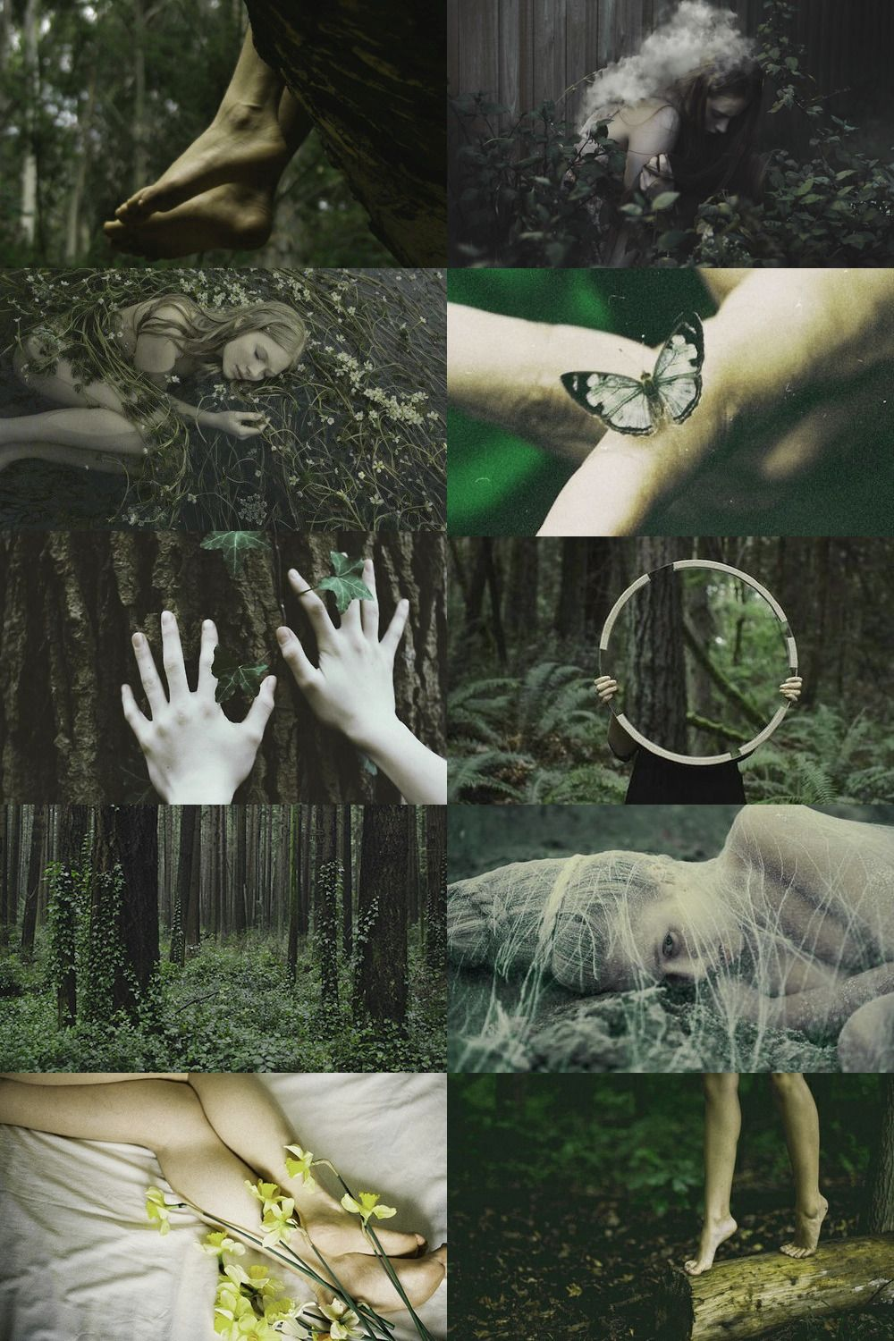 Gravity Falls Wallpaper Forest Echo Aesthetic More Here Mythology Witch Aesthetic