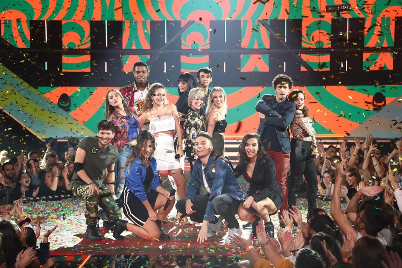 Ot 2018 La Gala 5 En Imágenes Fotos Icona Pop Canciones