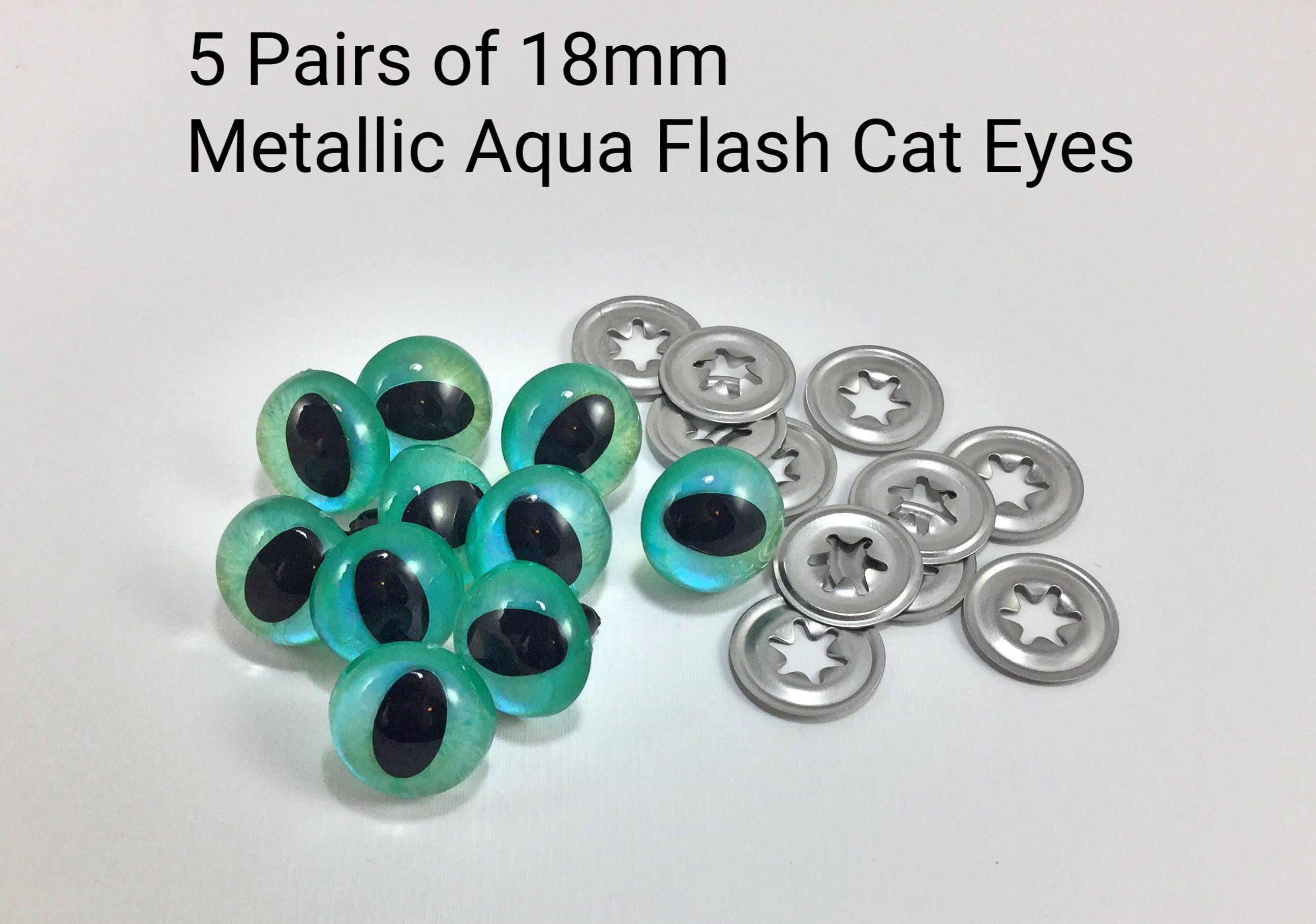 Crochet Eyes Tutorial - An Alternative To Plastic Safety Eyes ... | 1817x2589