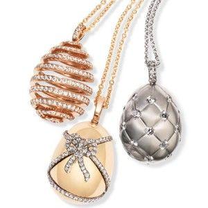 Fabergé: Joyas para mujer 'Fabergé en Vogue'